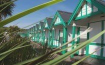 Langland Bay Beach Huts © Visit Swansea Bay / Swansea Council