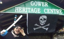 Pirate Weekend at Gower Heritage Centre