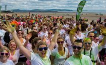 Rainbow Run Swansea